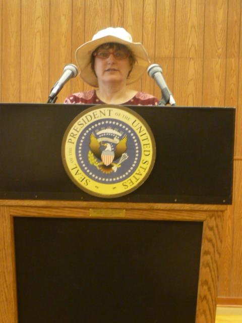 At LBJ's Texas White House
