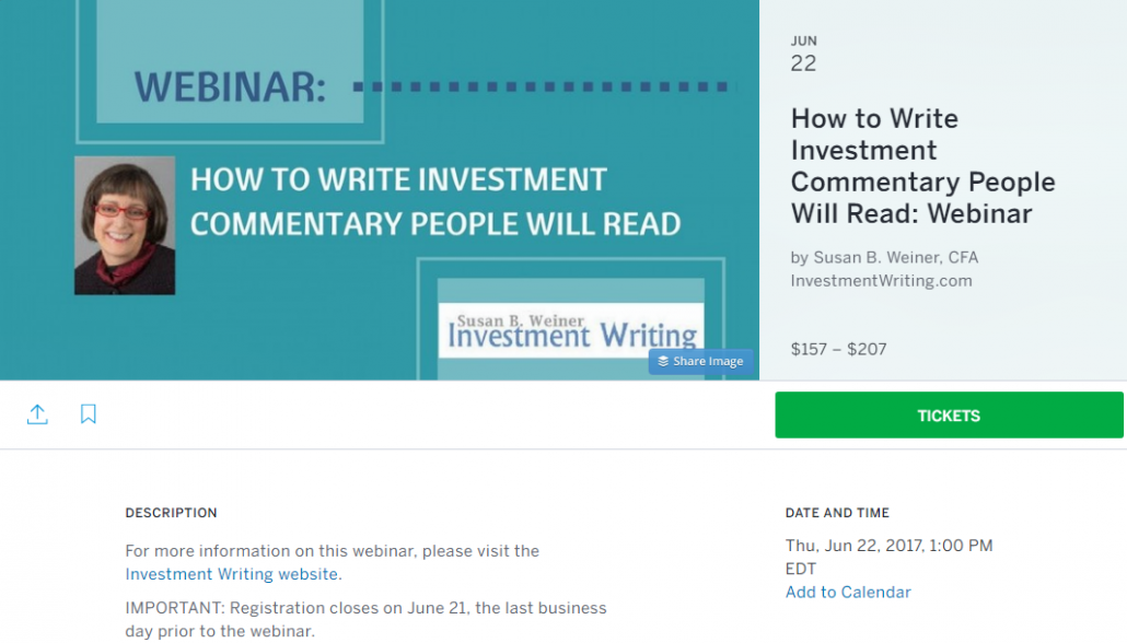 new webinar registration page