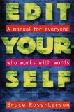 Edit Yourself by Bruce Larson