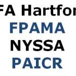 CFA Hartford FPAMA NYSSA PAICR