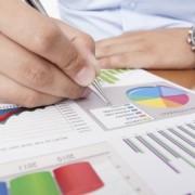 financial report fonts