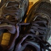 my sneakers' financial writing lesson