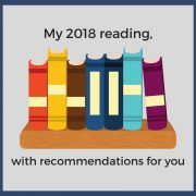 2018 reading