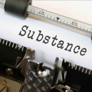 Writing with Substance