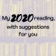 my 2020 reading suggestions