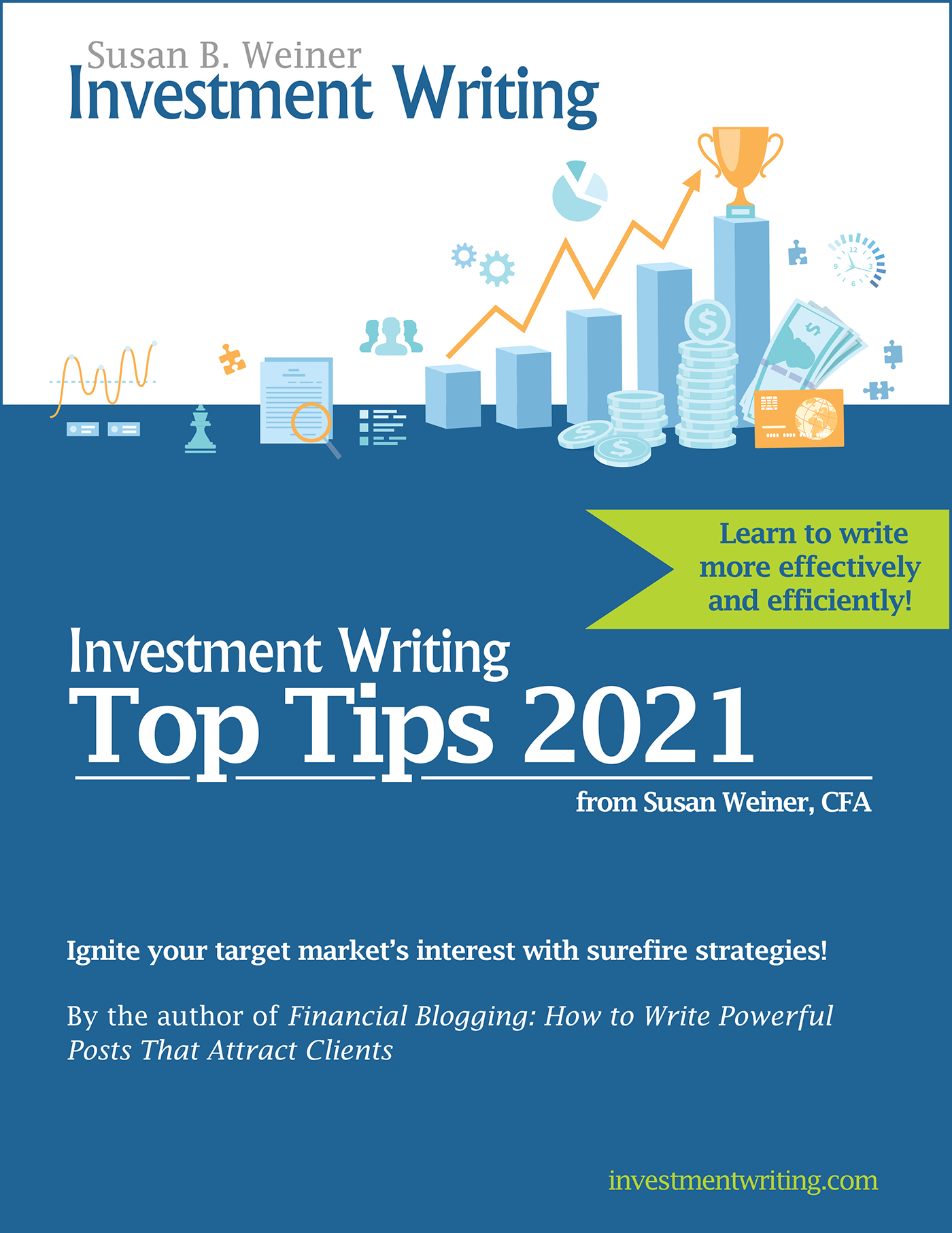 2021 Investment Writing Top Tips
